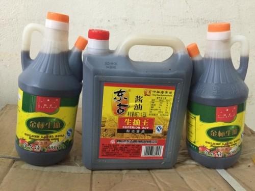 Hà Nội thu giữ nửa tấn thực phẩm không nguồn gốc ở chợ Đồng Xuân - ảnh 3