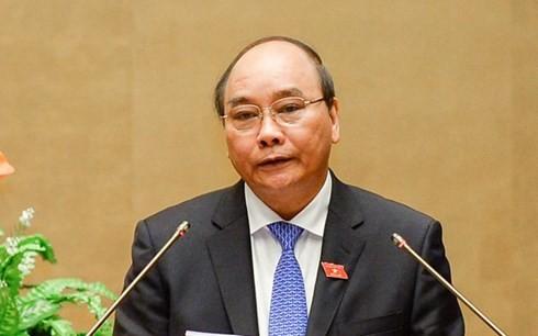 Ông Nguyễn Xuân Phúc được đề cử giữ chức Thủ tướng Chính phủ - ảnh 1