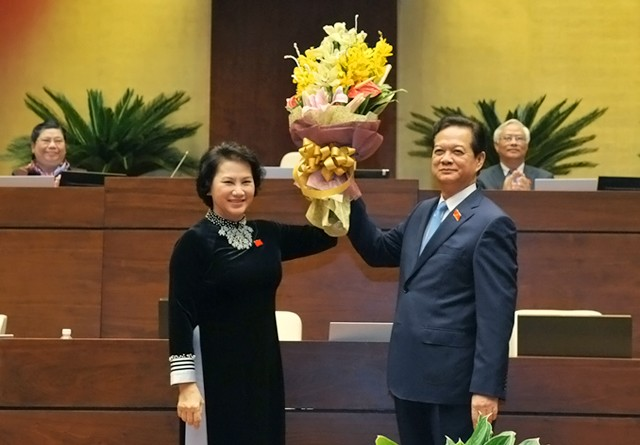 Quốc hội đồng ý miễn nhiệm Thủ tướng Chính phủ - ảnh 1