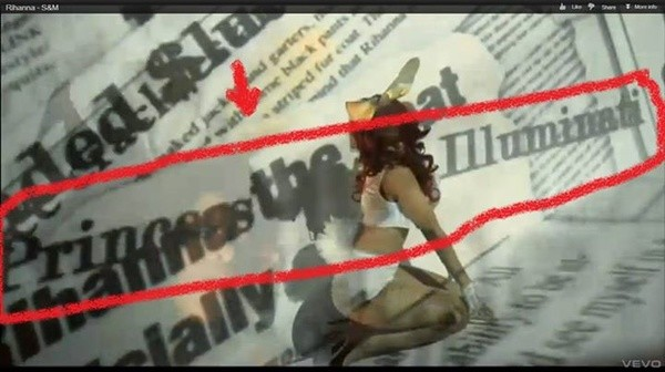 Những bằng chứng chân thực về sự tồn tại của hội kín Illuminati - ảnh 5