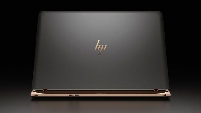 Ngắm 'tuyệt tác' laptop siêu mỏng dát vàng 14K của HP - ảnh 13