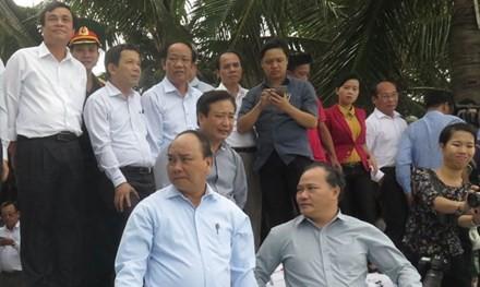 Chút kỷ niệm với ông Nguyễn Xuân Phúc - ảnh 1