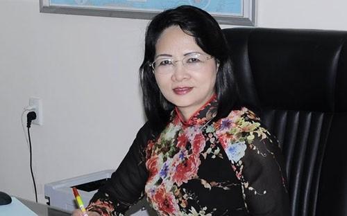 Bà Đặng Thị Ngọc Thịnh được đề cử làm Phó Chủ tịch nước - ảnh 1