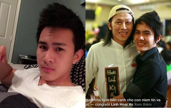 Lộ diện con trai ruột giấu kín 26 năm ở Mỹ của Hoài Linh? - ảnh 1
