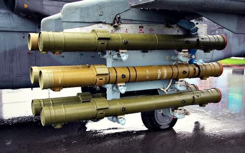 Video: 'Thợ săn đêm' Mi-28 phá hủy xe thiết giáp của IS - ảnh 2