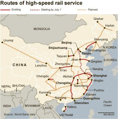 Đường sắt và chiến lược quân sự 'tốc chiến' của Trung Quốc - ảnh 2