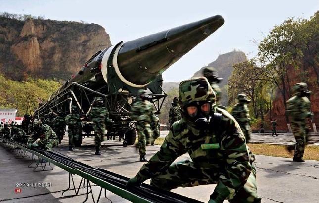 Đường sắt và chiến lược quân sự 'tốc chiến' của Trung Quốc - ảnh 3