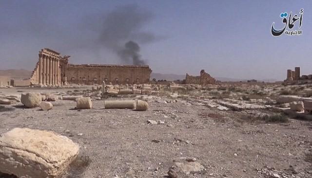 Palmayra đau thương của Syria  - ảnh 1