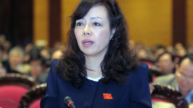 Bà Kim Tiến vẫn làm Bộ trưởng Y tế dù không tái cử vào Trung ương - ảnh 1
