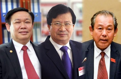 Ông Trịnh Đình Dũng được đề cử làm Phó Thủ tướng - ảnh 1
