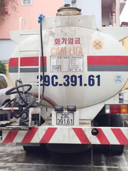 Tiết lộ gây 'sốc' về giá giao dịch 9.000 lít chất lỏng nghi xăng - ảnh 1