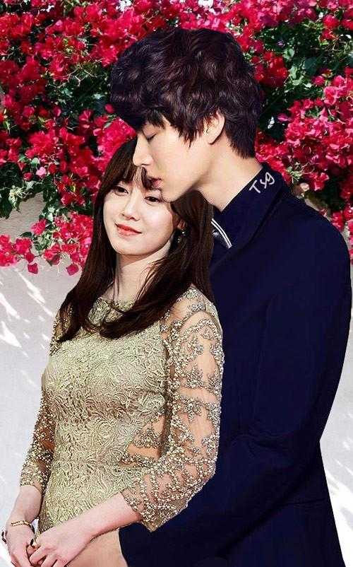 Lý do Nàng cỏ Goo Hye Sun quyết kết hôn với đàn em vào tháng sau? - ảnh 2