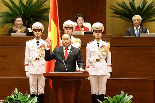 Thủ tướng Nguyễn Xuân Phúc và phát ngôn về chống tham nhũng - ảnh 1
