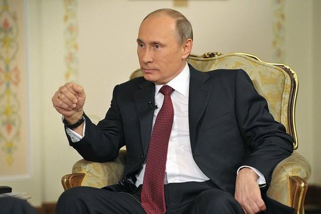 Mỹ đã lên tiếng xin lỗi ông Putin vì Hồ sơ Panama - ảnh 1