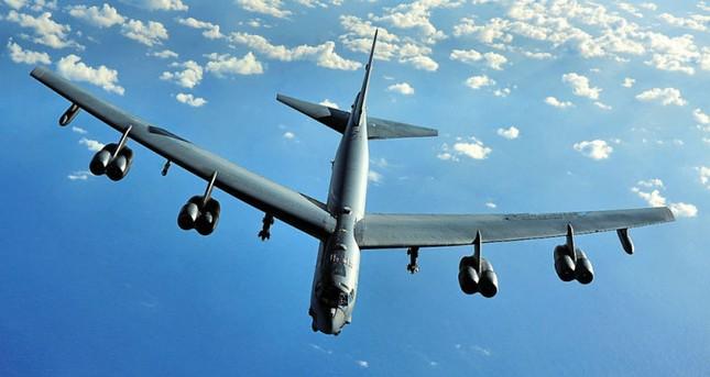 Mỹ chính thức điều 'ác mộng trên không' B-52 đánh IS - ảnh 1