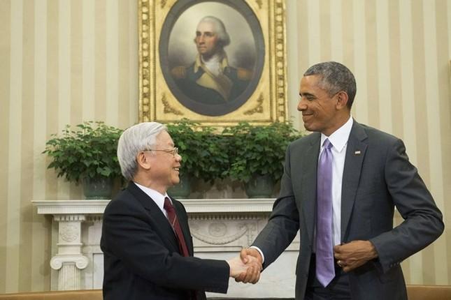 Biển Đông sẽ là vấn đề cốt lõi của ông Obama khi đến Việt Nam - ảnh 1