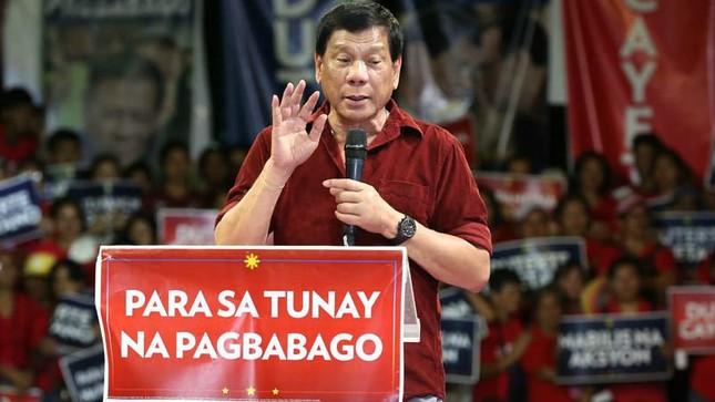 Ông Duterte và những phát ngôn gây sốc không kém Donald Trump - ảnh 1