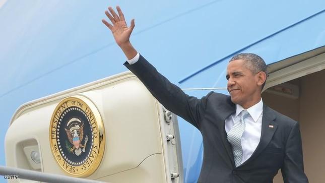 Ngày 22/5, Tổng thống Mỹ Barack Obama tới Việt Nam - ảnh 1
