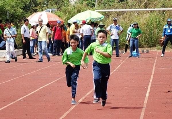 FrieslandCampina VN đồng hành cùng trẻ em trong Ngày hội thể thao - ảnh 1
