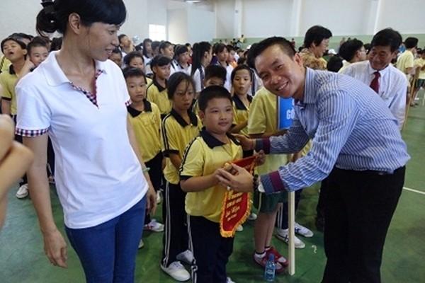 FrieslandCampina VN đồng hành cùng trẻ em trong Ngày hội thể thao - ảnh 3