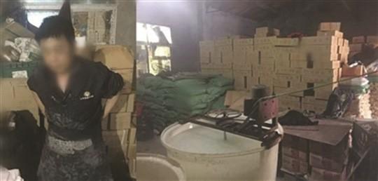 Trung Quốc bắt 10 tấn sứa giả làm từ hóa chất tuồn ra thị trường - ảnh 1