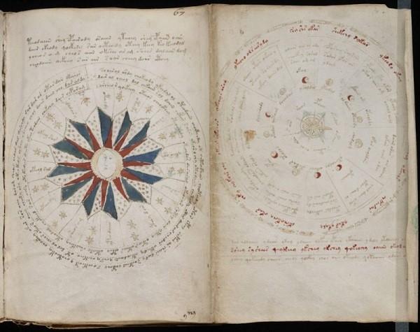 Bí ẩn cuốn sách Voynich - ảnh 5