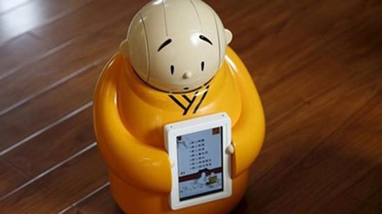 Nhà sư robot gây sốt ở Trung Quốc - ảnh 1