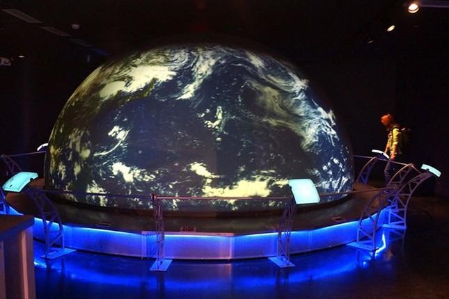 Bảo tàng vũ trụ quốc gia sẽ mở cửa năm 2017 - ảnh 1