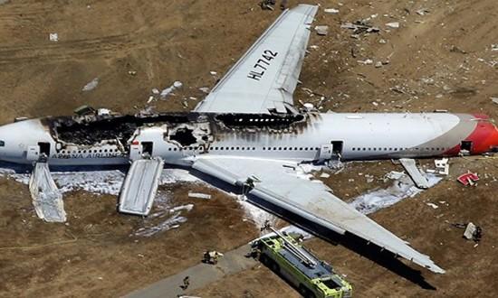 5 nguyên nhân phổ biến nhất dẫn đến thảm họa hàng không - ảnh 1
