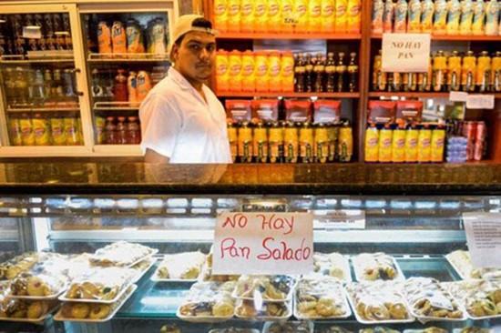 Venezuela - nơi hamburger có giá 170 USD - ảnh 1