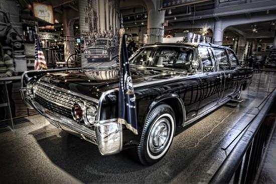 Mỹ từng phải đi thuê limousine cho tổng thống - ảnh 1