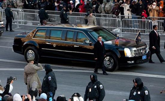 Mỹ từng phải đi thuê limousine cho tổng thống - ảnh 2