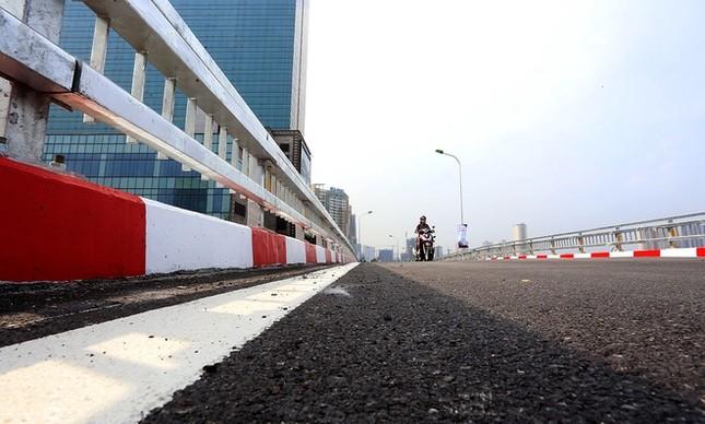 Cầu vượt nhẹ thứ 8 ở Hà Nội được thông xe - ảnh 3