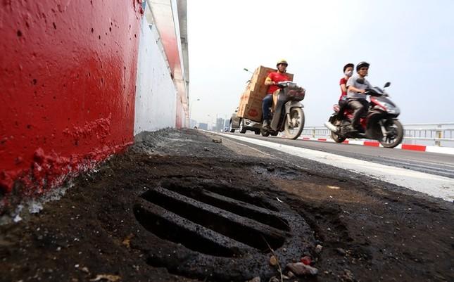 Cầu vượt nhẹ thứ 8 ở Hà Nội được thông xe - ảnh 5