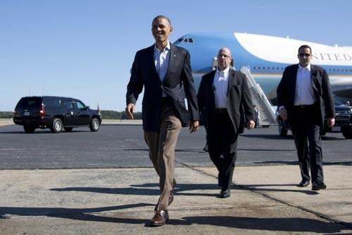 Giá những chuyến công du của Tổng thống Mỹ - ảnh 1