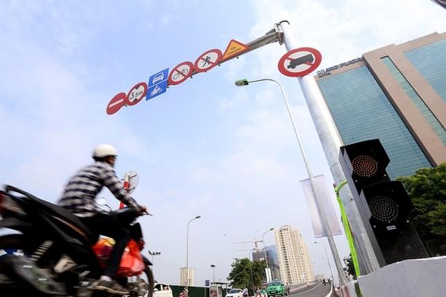 Cầu vượt nhẹ thứ 8 ở Hà Nội được thông xe - ảnh 6