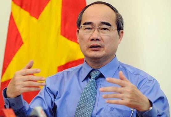 Chủ tịch Nguyễn Thiện Nhân: Hãy đi bầu vì tương lai của mình - ảnh 1