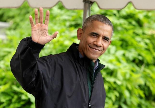 [ẢNH] Tổng thống Obama lên đường tới Việt Nam - ảnh 1