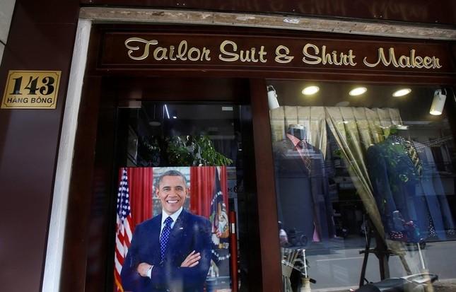 [ẢNH] Tổng thống Obama lên đường tới Việt Nam - ảnh 6
