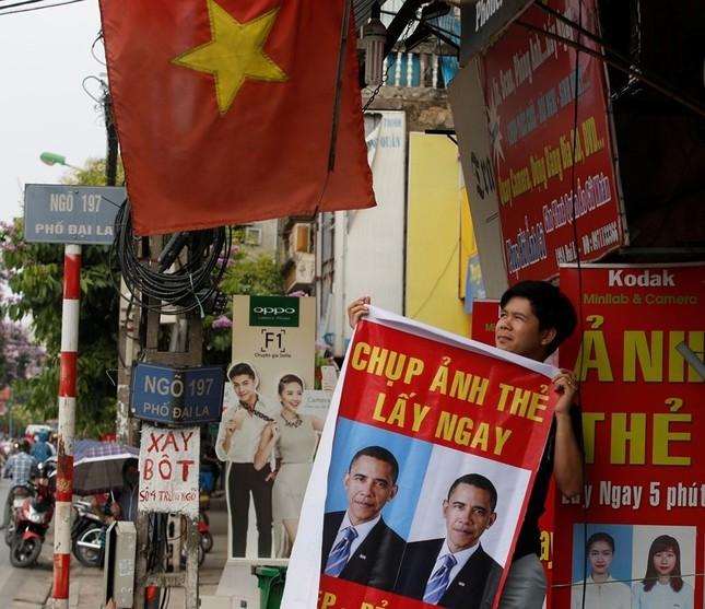 [ẢNH] Tổng thống Obama lên đường tới Việt Nam - ảnh 7