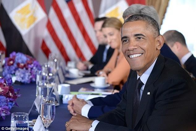 Thực đơn chiêu đãi Tổng thống Obama có gì? - ảnh 1