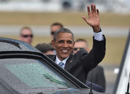 Tổng thống Obama sẽ đến nhà sàn Hồ Chủ tịch - ảnh 1