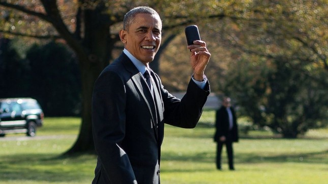 Điện thoại BlackBerry của Tổng thống Obama có gì đặc biệt? - ảnh 3