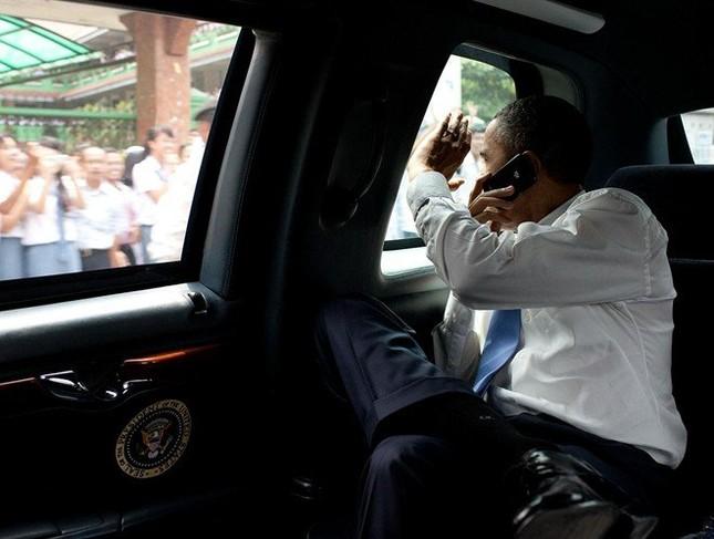 Điện thoại BlackBerry của Tổng thống Obama có gì đặc biệt? - ảnh 1