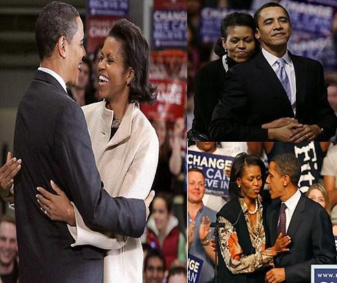 Giai thoại ấn tượng về vợ chồng Tổng thống Obama - ảnh 2