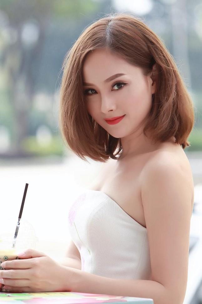 Lan Phương, hoa hậu Thu Thảo trò chuyện với Tổng thống Obama - ảnh 1