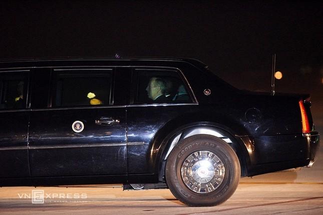 Đón tiếp Tổng thống Mỹ ở sân bay Nội Bài - ảnh 9
