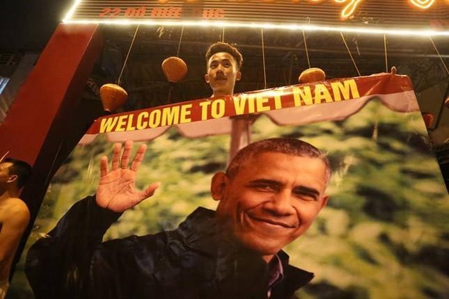 Đón tiếp Tổng thống Mỹ ở sân bay Nội Bài - ảnh 11