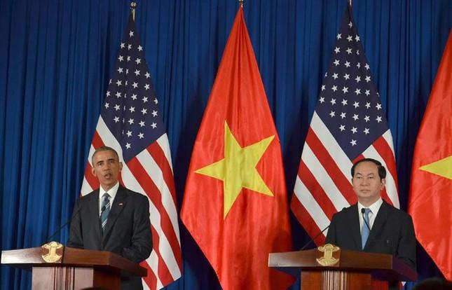 Chủ tịch nước: Hoan nghênh Mỹ dỡ bỏ cấm vận vũ khí Việt Nam - ảnh 3