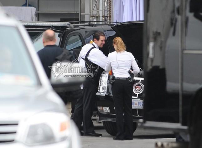 Nữ tài xế lái Cadillac One cho Tổng thống Obama ở Hà Nội - ảnh 5